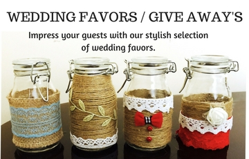 Wedding FavorsGive Away's (1)